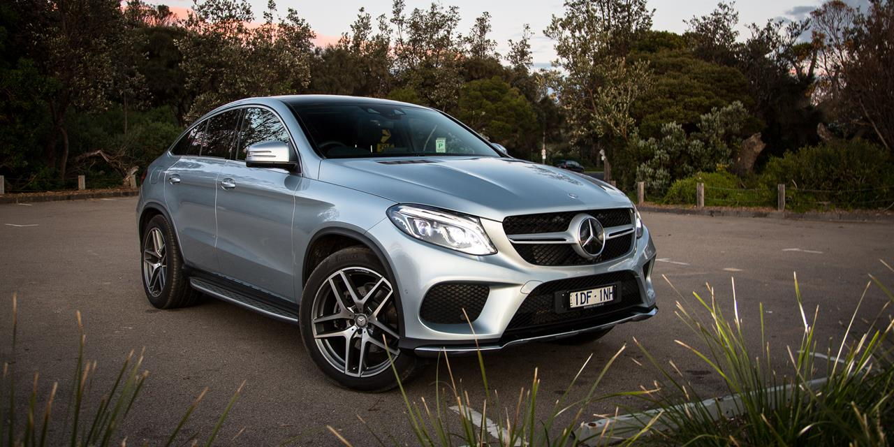 Mercedes-Benz GLE Coupe photo 170132