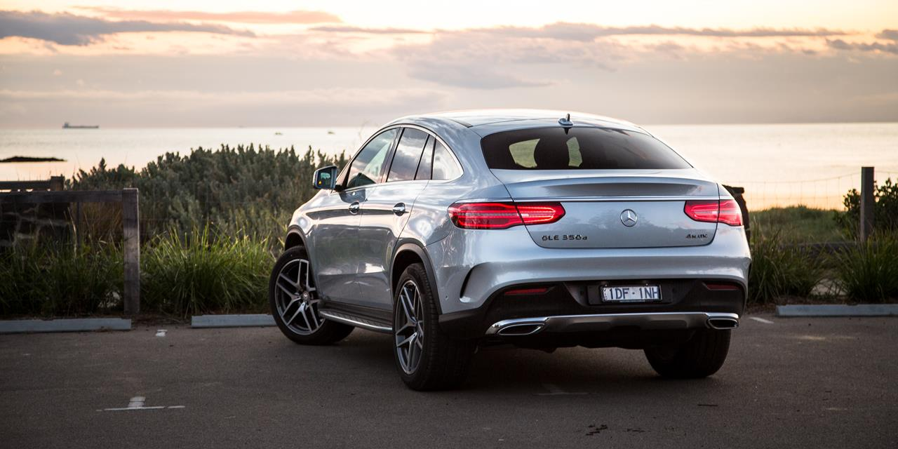 Mercedes-Benz GLE Coupe photo 170133