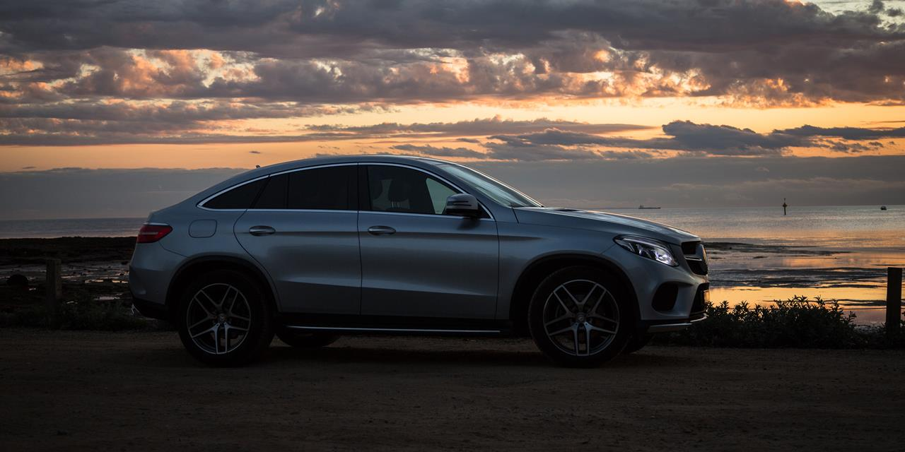 Mercedes-Benz GLE Coupe photo 170135
