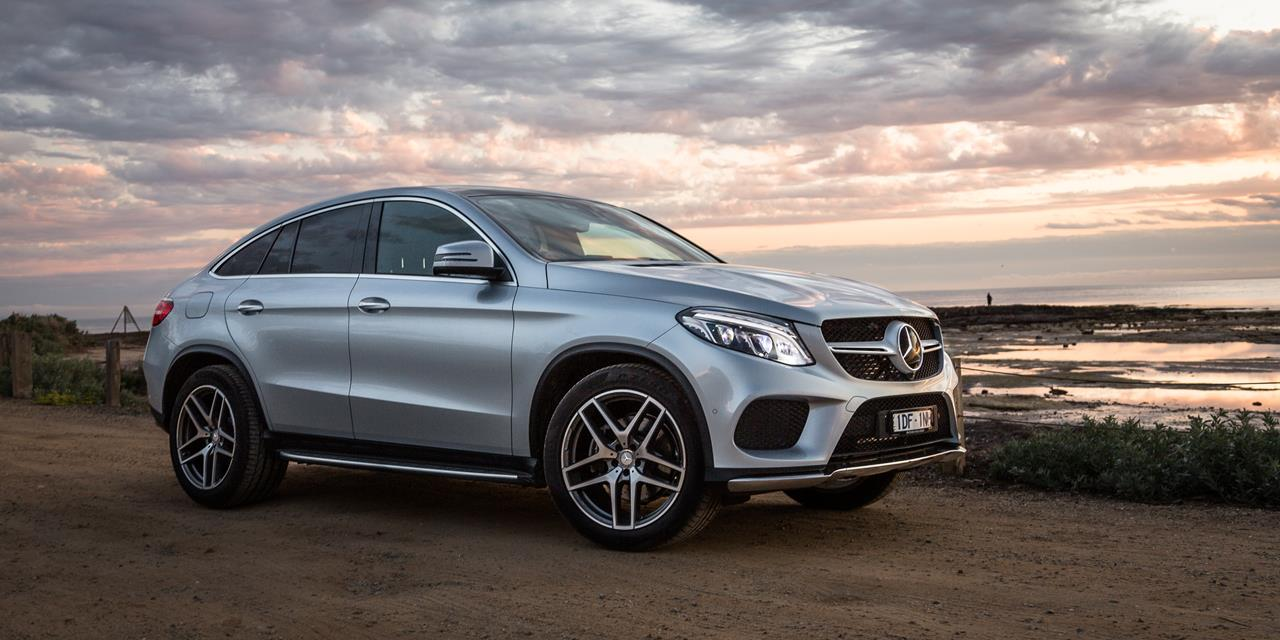 Mercedes-Benz GLE Coupe photo 170136