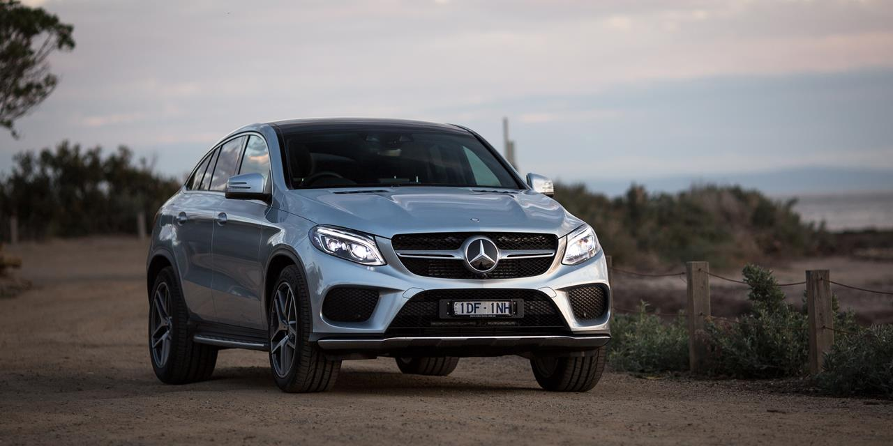Mercedes-Benz GLE Coupe photo 170137
