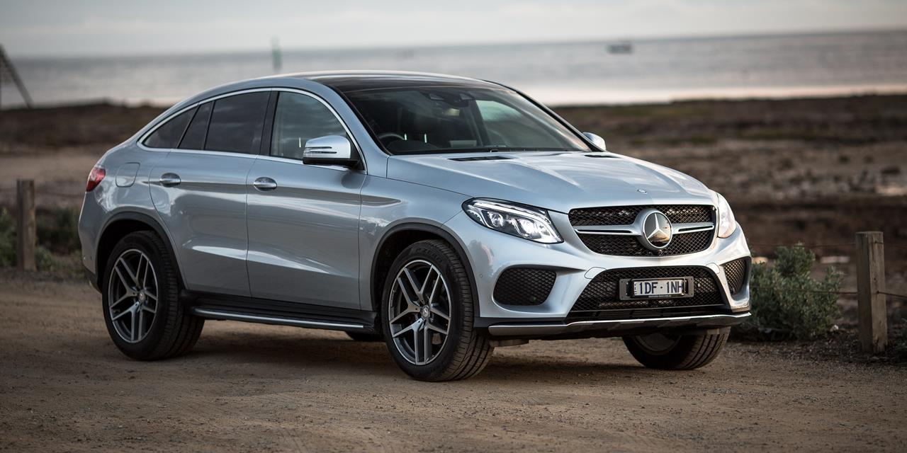 Mercedes-Benz GLE Coupe photo 170139