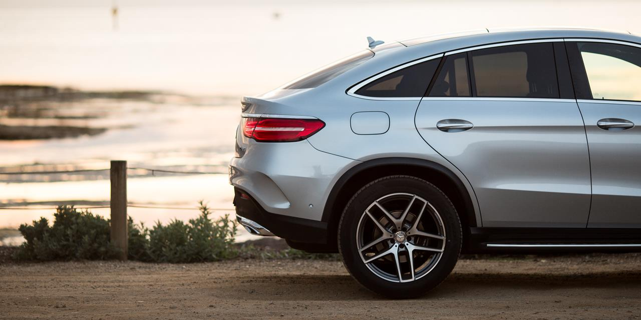 Mercedes-Benz GLE Coupe photo 170140