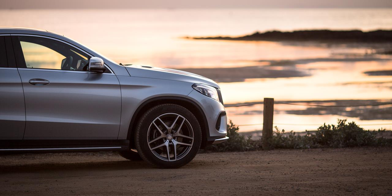 Mercedes-Benz GLE Coupe photo 170141