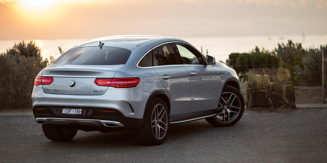 Mercedes-Benz GLE Coupe photo 170145