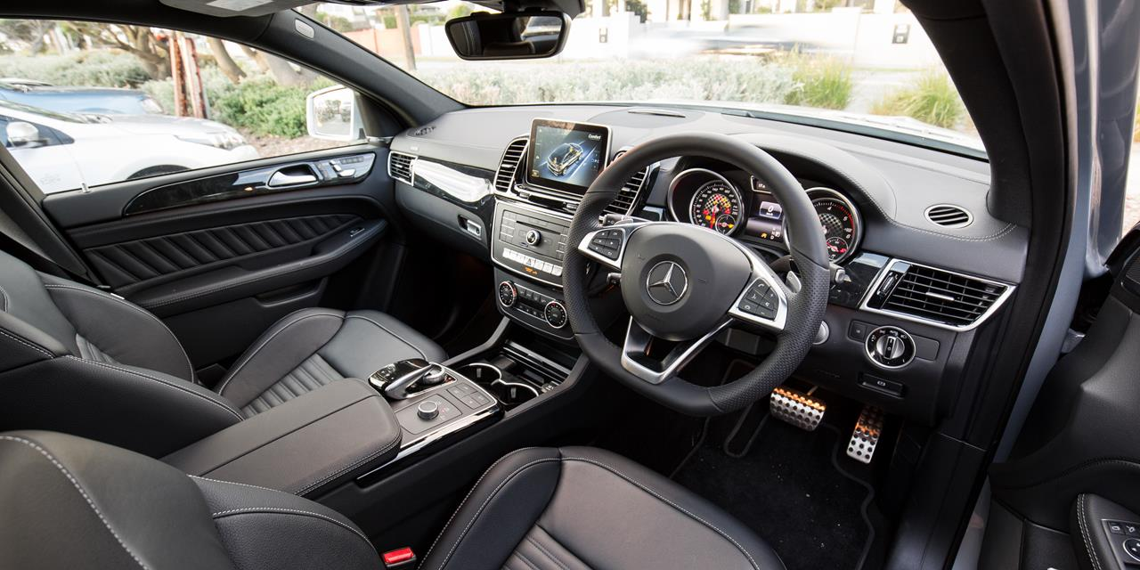 Mercedes-Benz GLE Coupe photo 170152