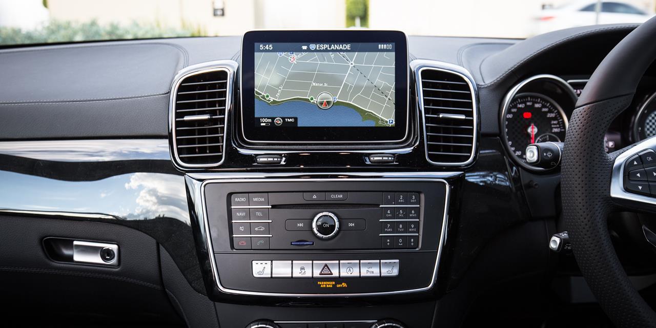 Mercedes-Benz GLE Coupe photo 170159