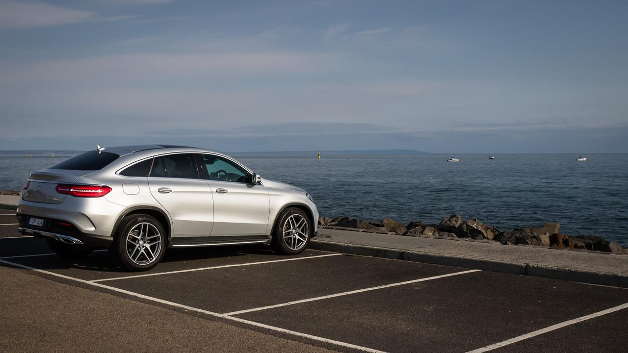 Mercedes-Benz GLE Coupe photo 170162