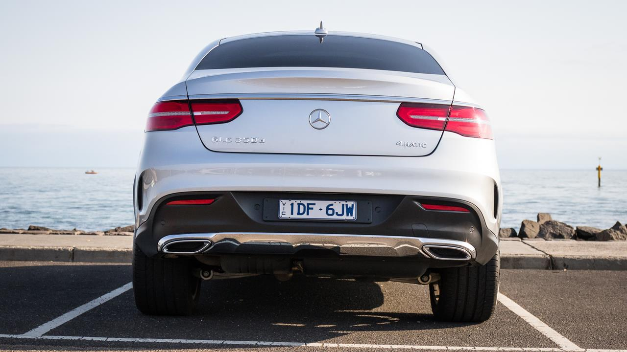 Mercedes-Benz GLE Coupe photo 170163