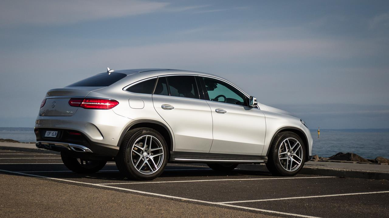 Mercedes-Benz GLE Coupe photo 170165