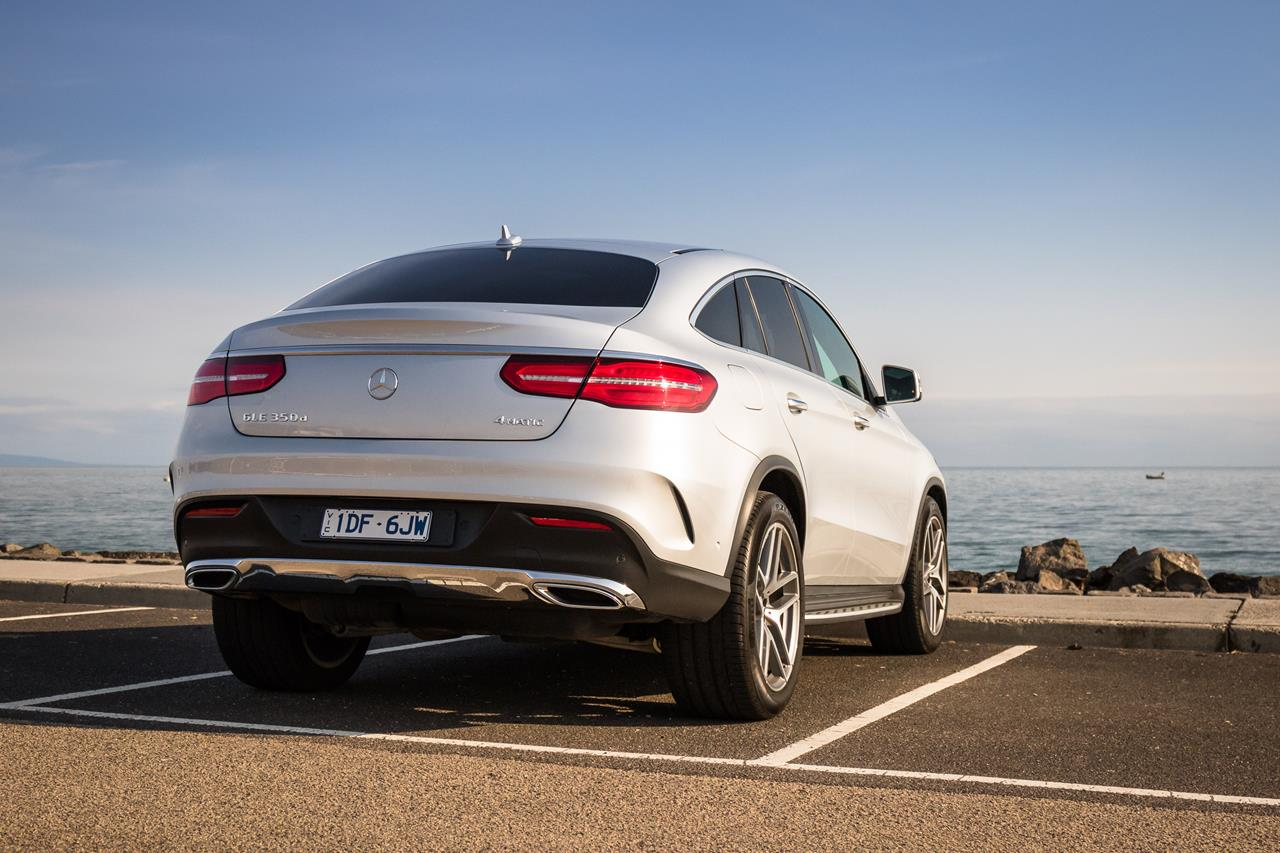 Mercedes-Benz GLE Coupe photo 170166
