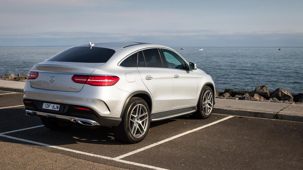 Mercedes-Benz GLE Coupe photo 170167