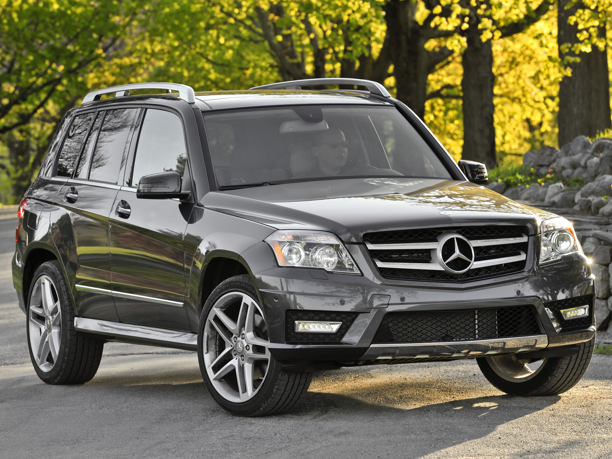 mercedes benz glk amg photos photo gallery page 3