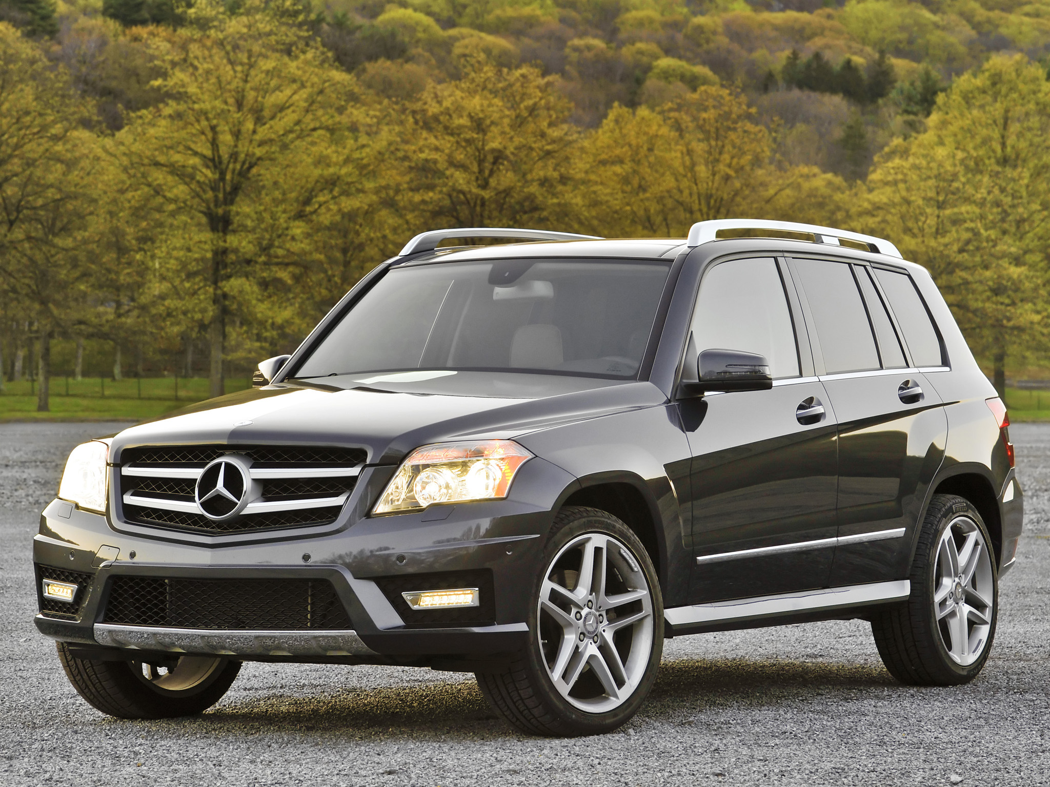 mercedes benz glk amg photos photo gallery page 3. Black Bedroom Furniture Sets. Home Design Ideas