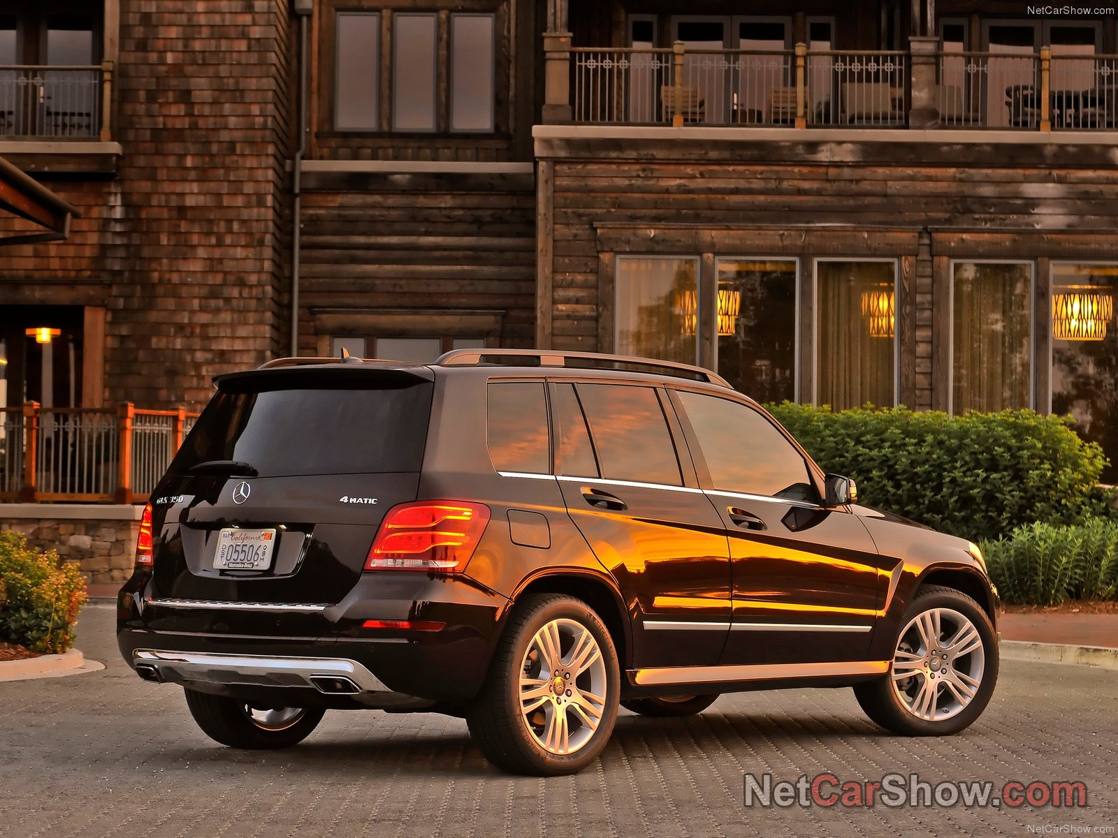 mercedes benz glk amg picture 92881 mercedes benz photo gallery. Black Bedroom Furniture Sets. Home Design Ideas