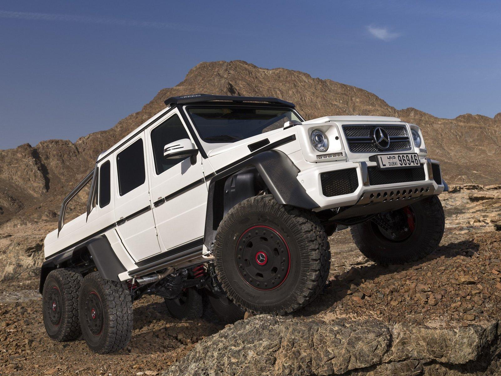 Mercedes-Benz G 63 AMG 6x6 photo 171467