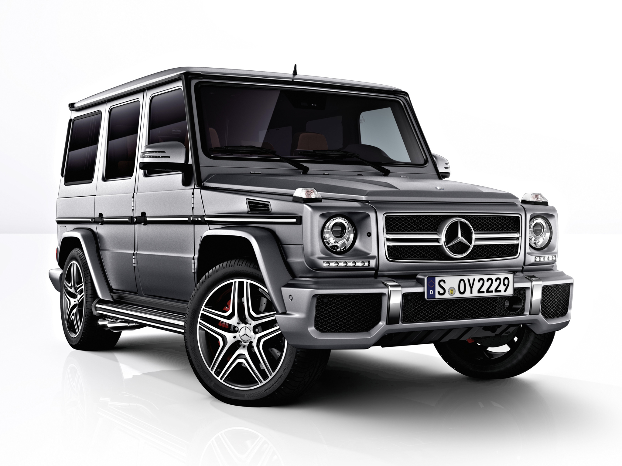 Mercedes-Benz G-Class AMG photo 91979