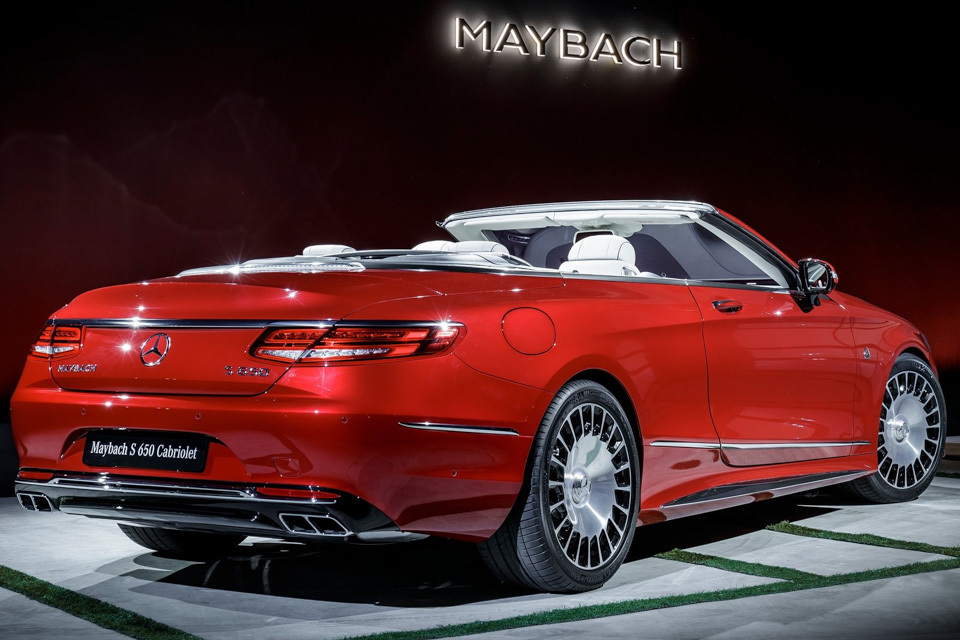 Mercedes-Benz Mercedes-Maybach S 650 photo 171647