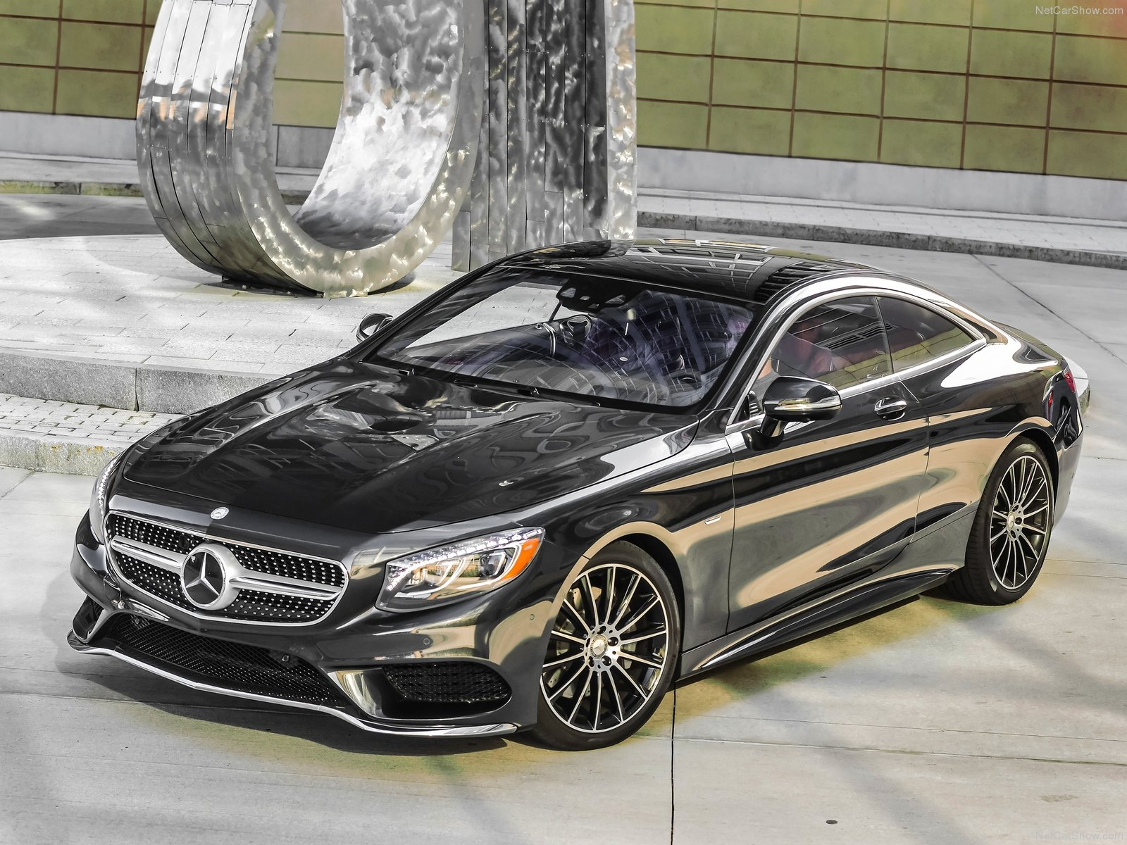 Mercedes benz s550 coupe picture 130858 mercedes benz for Mercedes benz s550 sedan