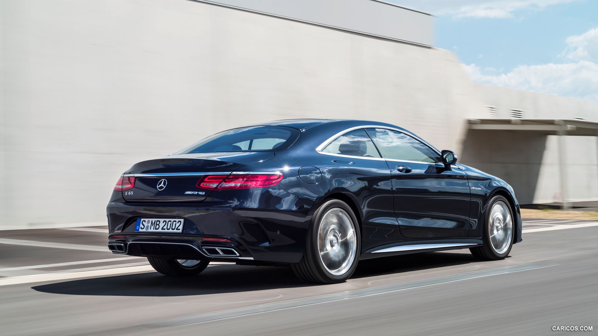 Mercedes benz s65 amg coupe photos photogallery with 61 for Mercedes benz s 65