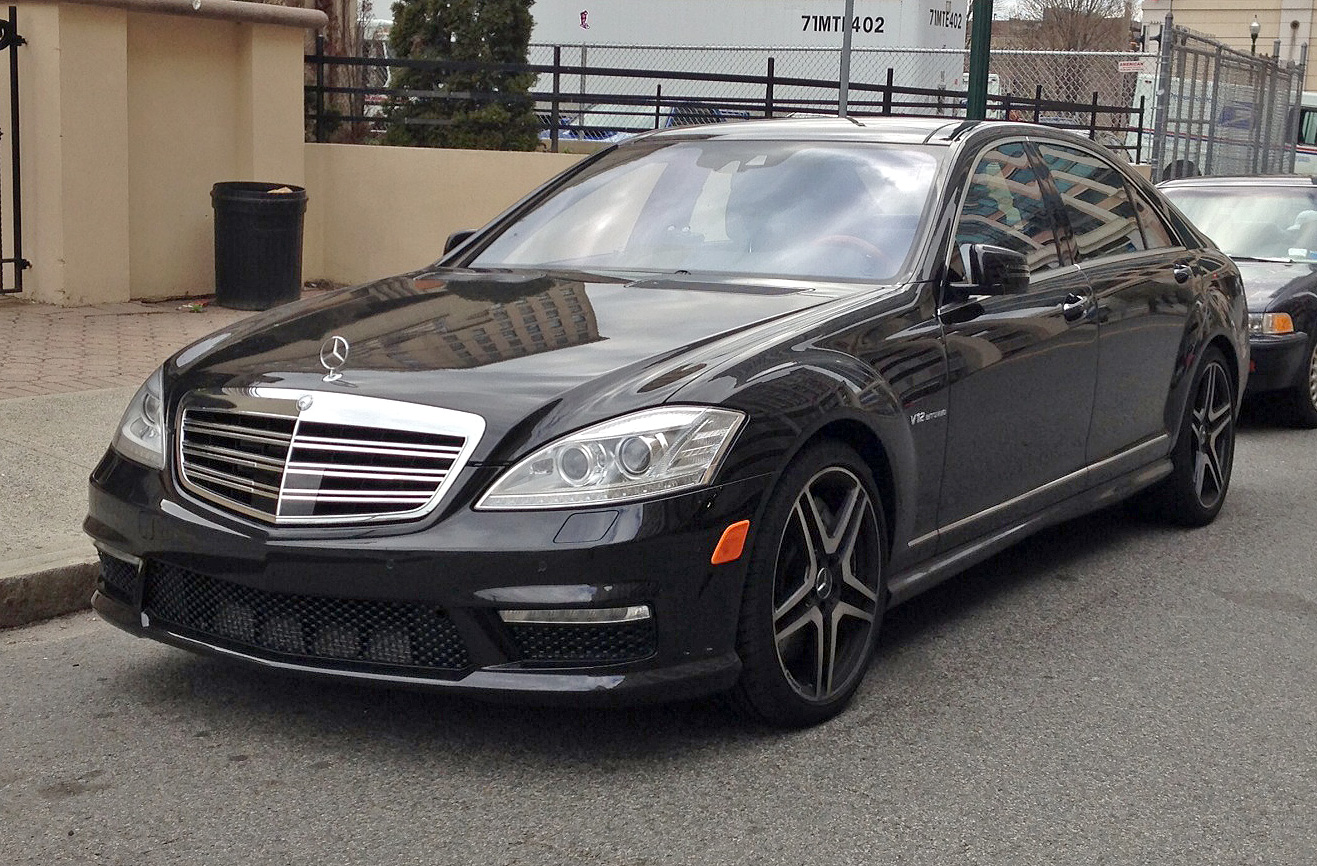 Mercedes benz s65 amg picture 106703 mercedes benz for 2008 mercedes benz s65 amg