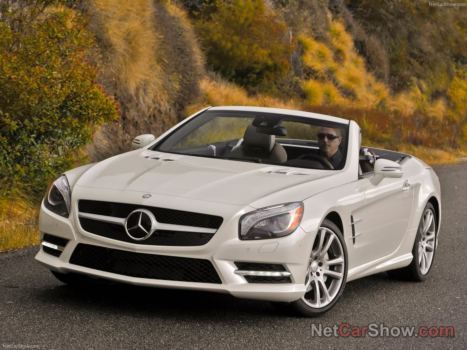 Mercedes benz sl550 photos photogallery with 38 pics for Mercedes benz sl550 for sale