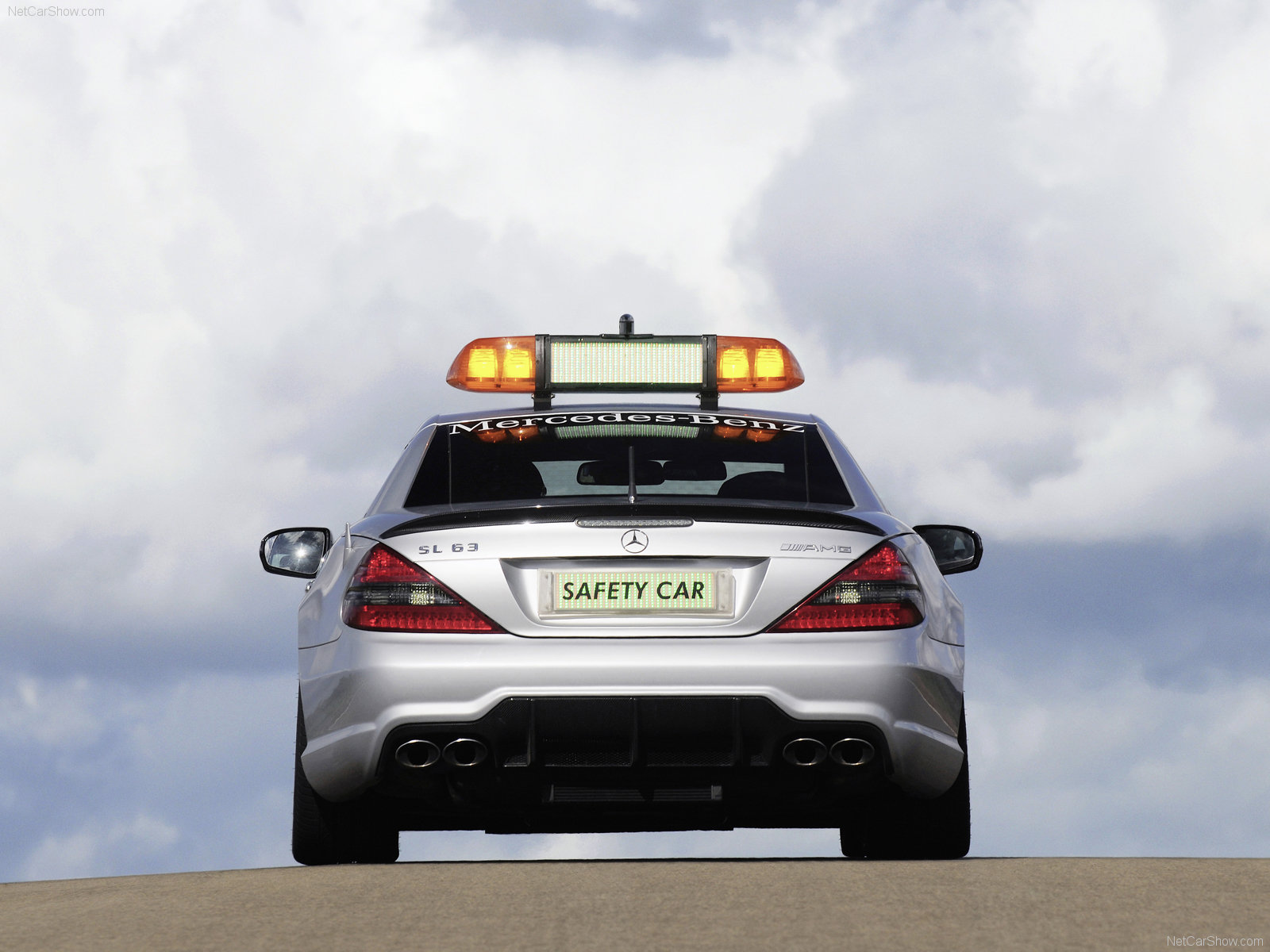 Mercedes-Benz SL63 AMG F1 Safety Car photo #63065