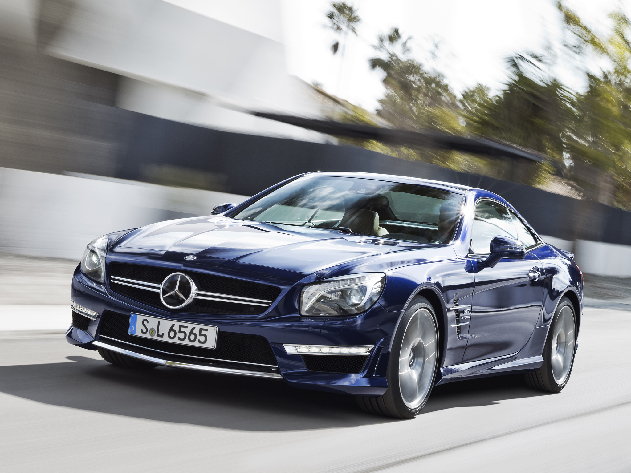 Mercedes-Benz SL65 AMG photo #90116