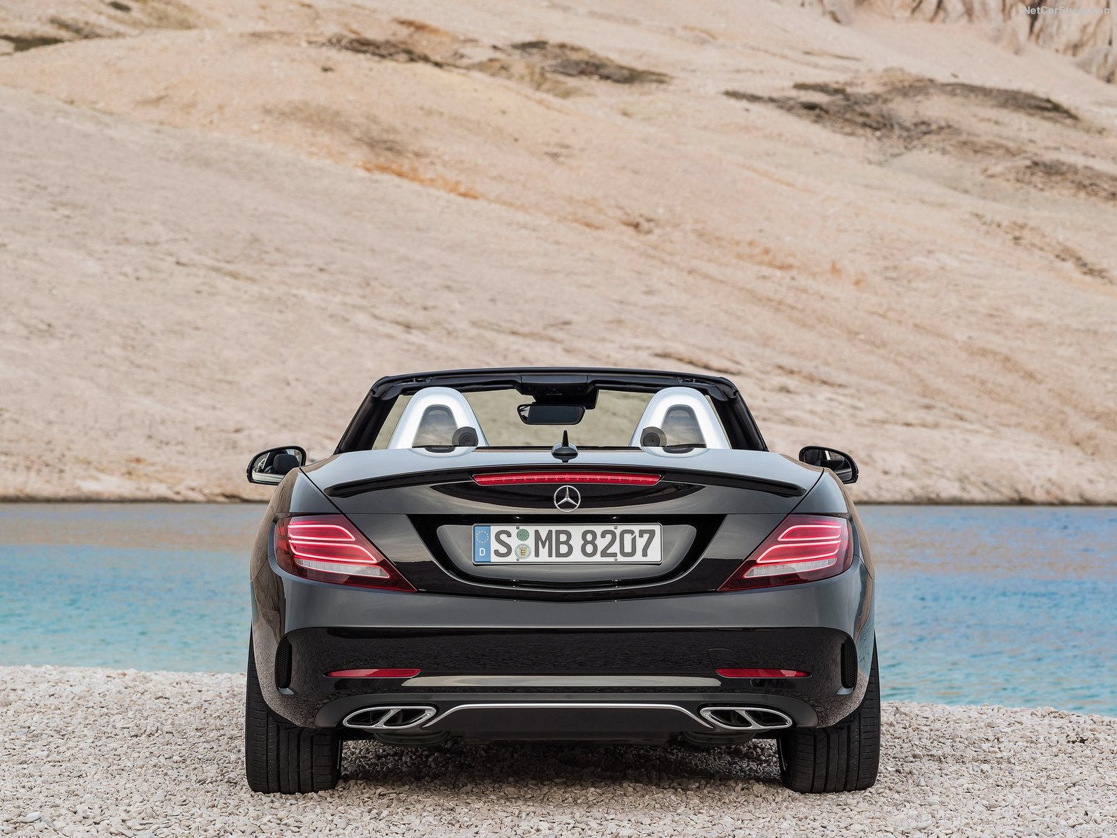 mercedes benz slc 43 amg photos photogallery with 22 pics. Black Bedroom Furniture Sets. Home Design Ideas