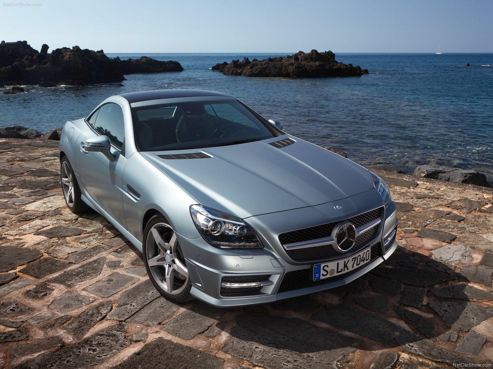 Mercedes-Benz SLK photo 79623