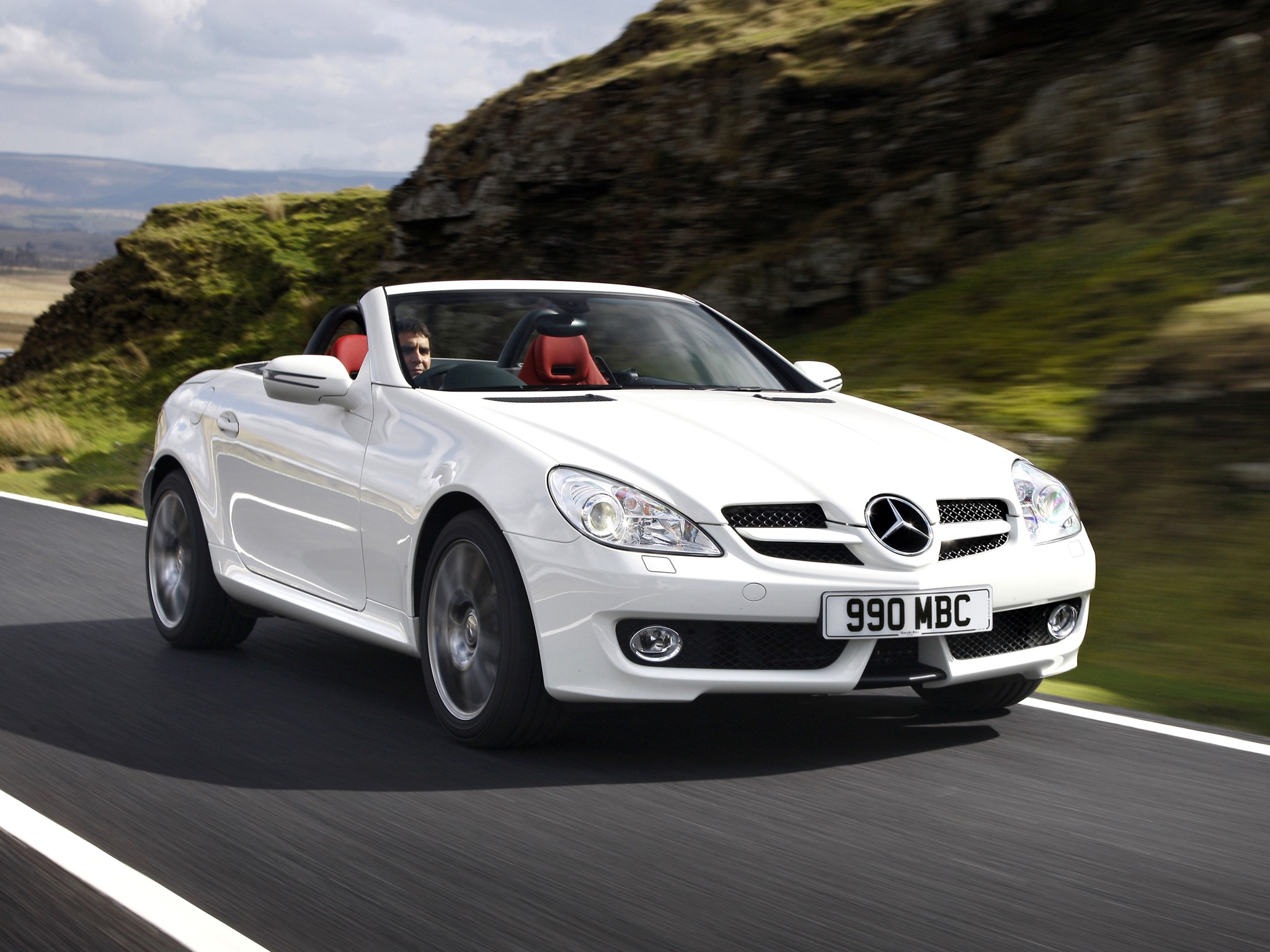 Mercedes Benz Slk Photos Photogallery With 171 Pics