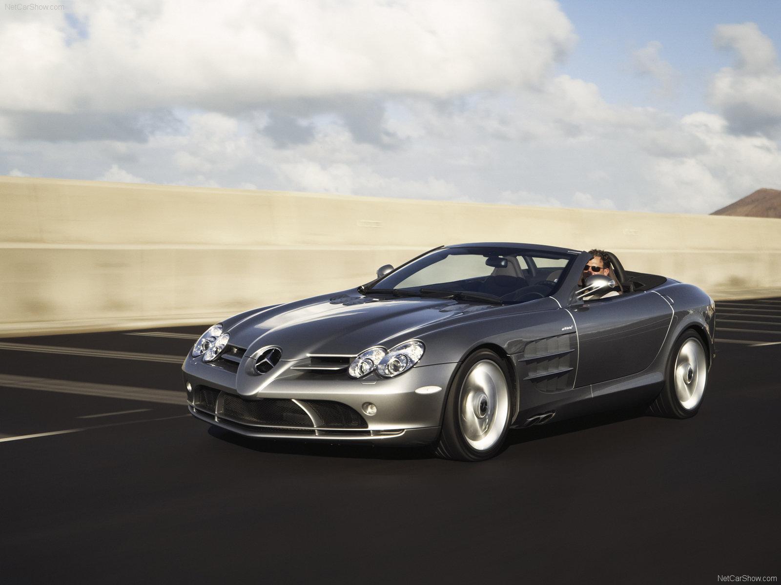 Mercedes Benz Slr Mclaren Roadster Photos Photogallery