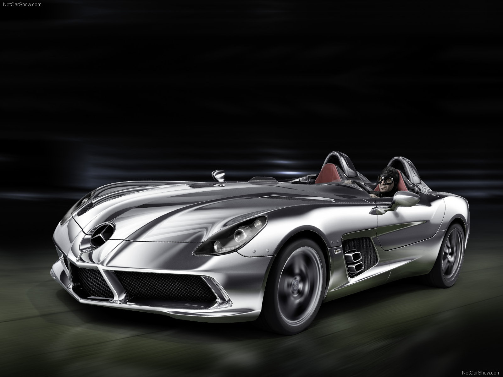 mercedes benz slr stirling moss picture 60247 mercedes