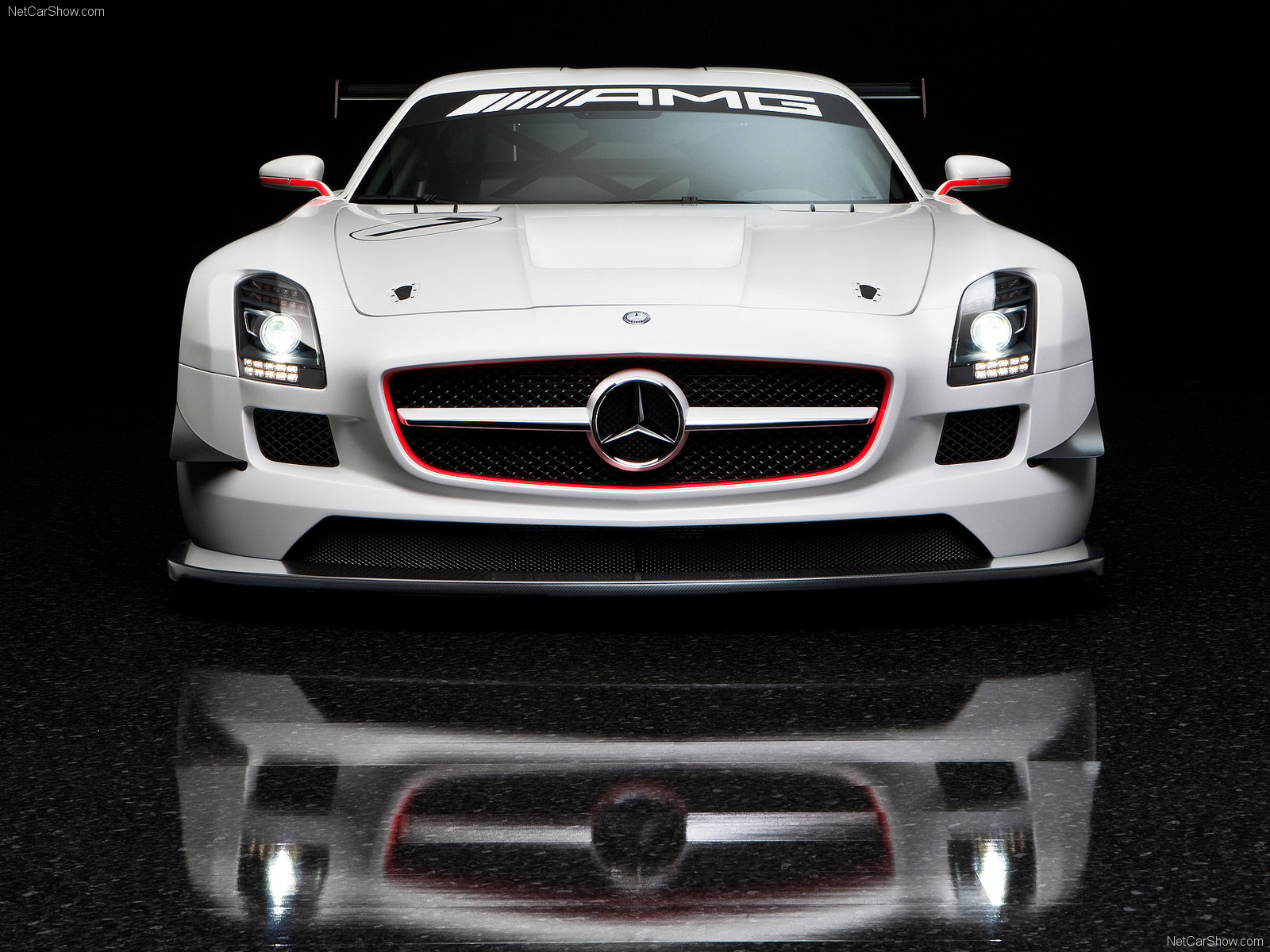 for this Mercedes-Benz SLS