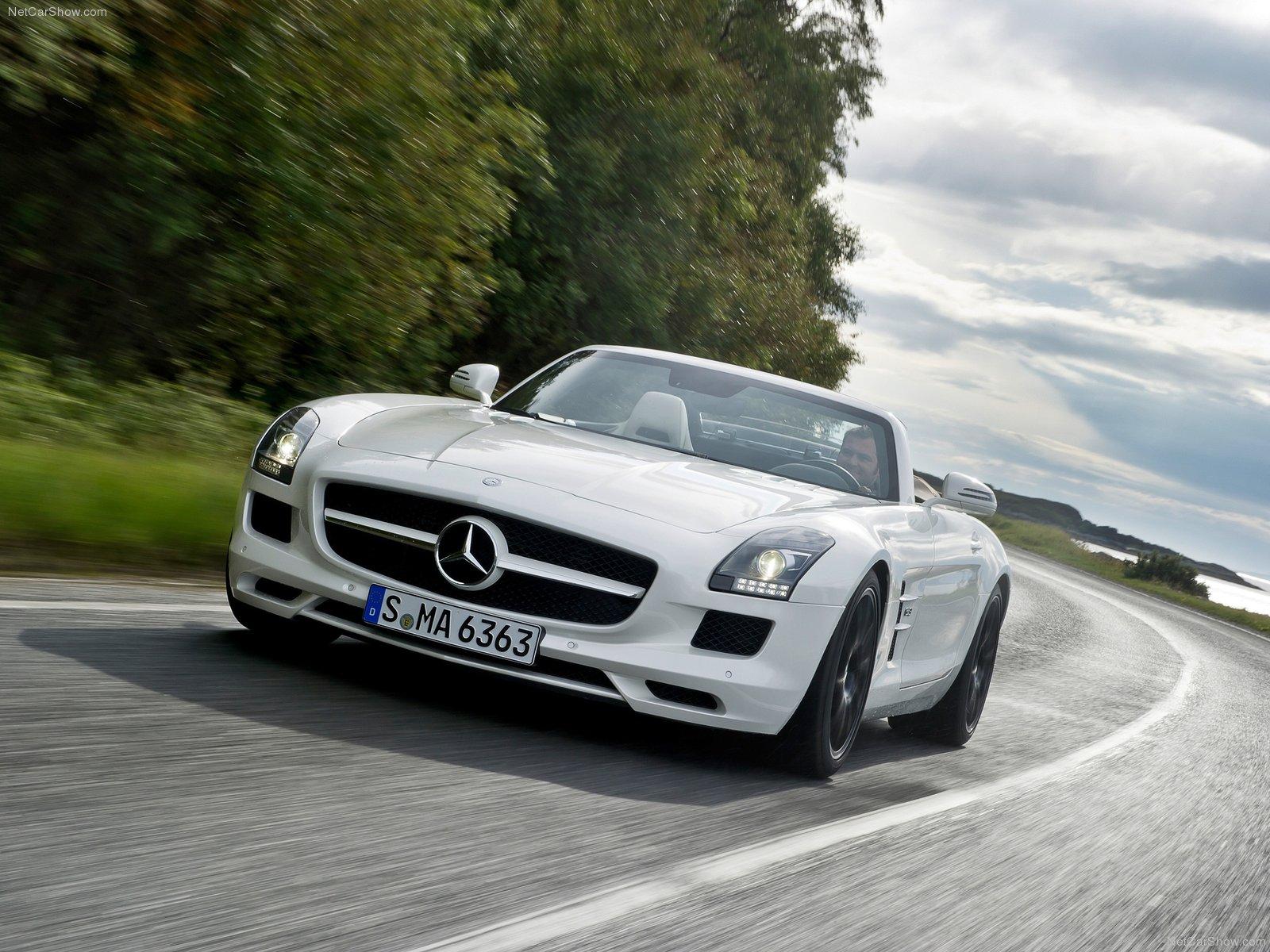 Mercedes-Benz SLS AMG Roadster photo 84731