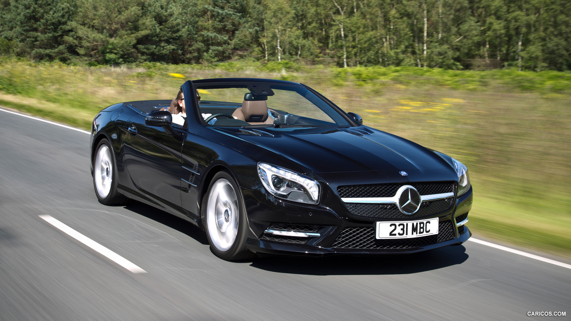 mercedes benz sl class sl400 photos photogallery with 34. Black Bedroom Furniture Sets. Home Design Ideas
