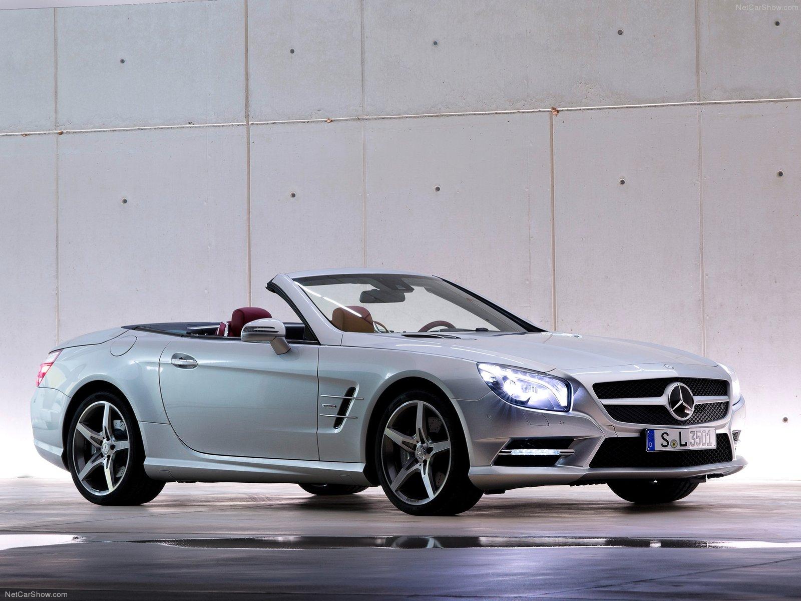 Mercedes-Benz SL photo 89912