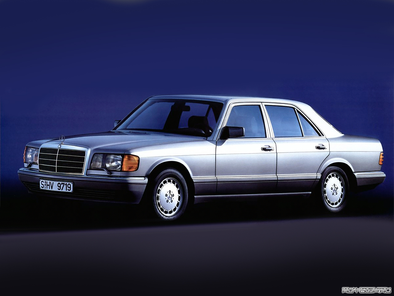 Mercedes-Benz S-Class W126 picture # 76799 | Mercedes-Benz photo ...