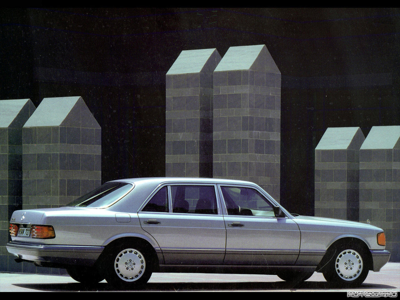 The w126 sel longbody history picture thread page 2 for History mercedes benz