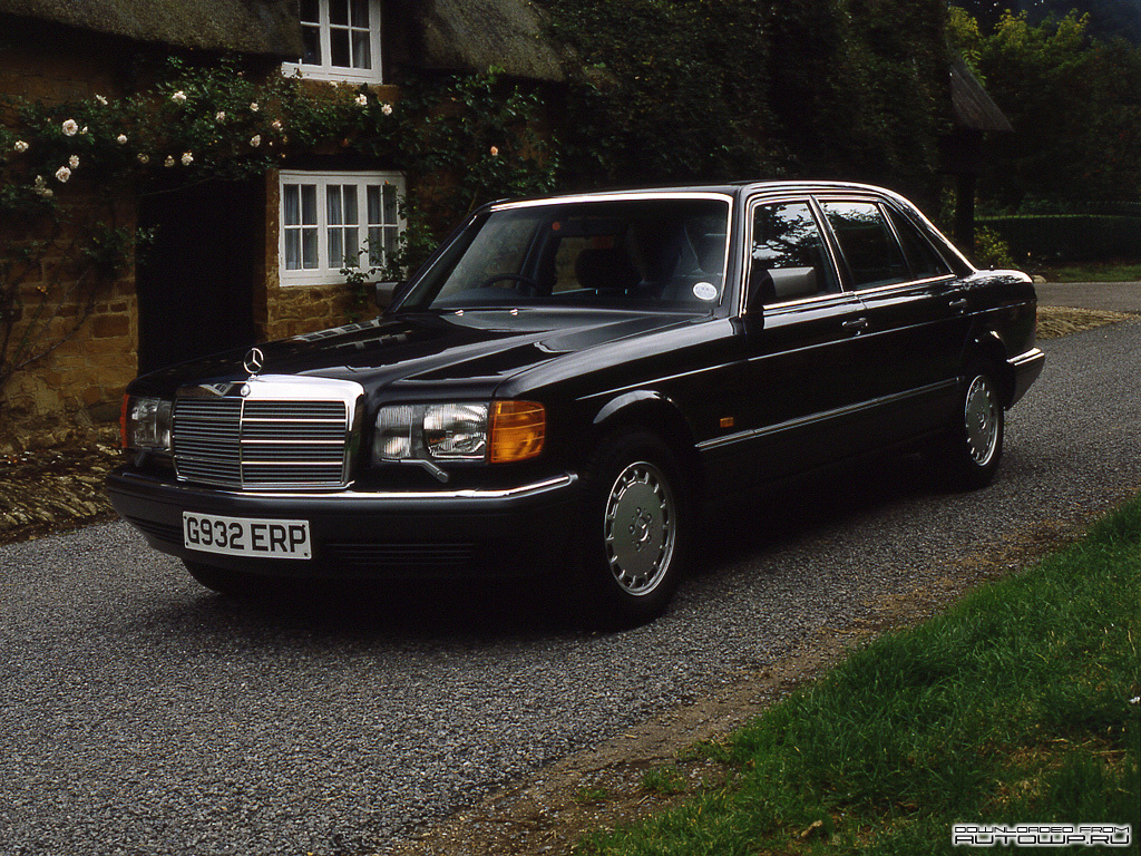 The w126 sel longbody history picture thread page 2 for Mercedes benz forum