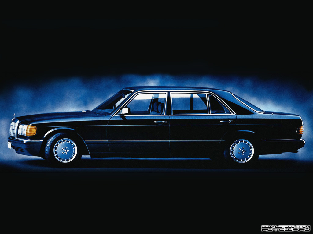"Mercedes Benz Of Augusta >> The W126 SEL ""Longbody"" History & Picture Thread - Page 2 ..."