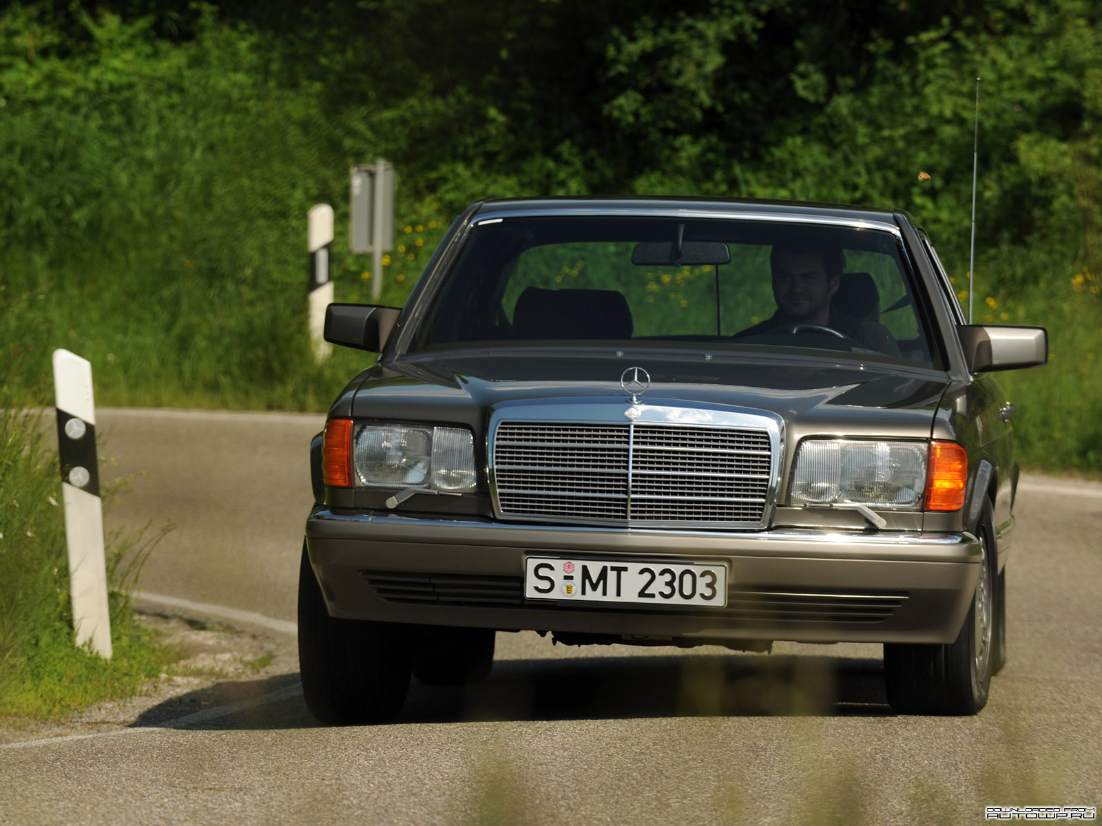 Mercedes-Benz S-Class W126 photo 76826
