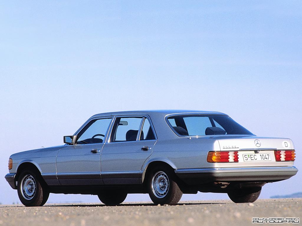 Mercedes-Benz S-Class W126 photo 76827