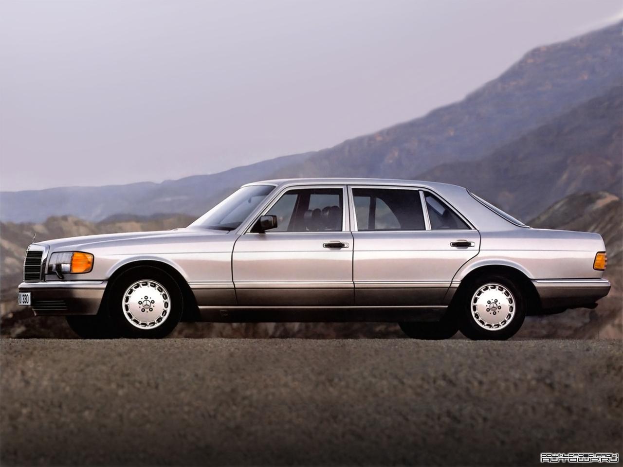 Mercedes-Benz S-Class W126 photo 76828