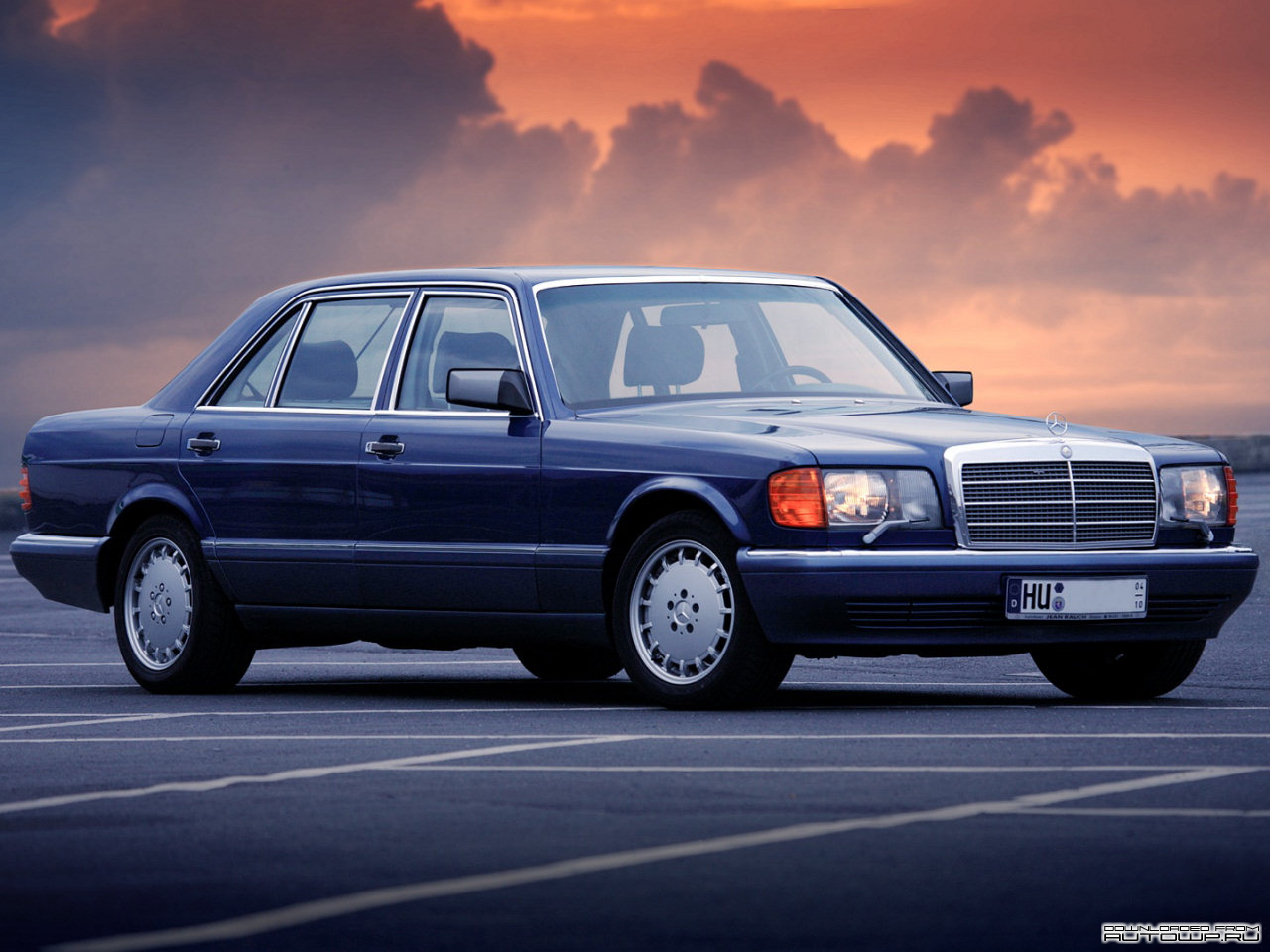 Mercedes-Benz S-Class W126 photo 76829