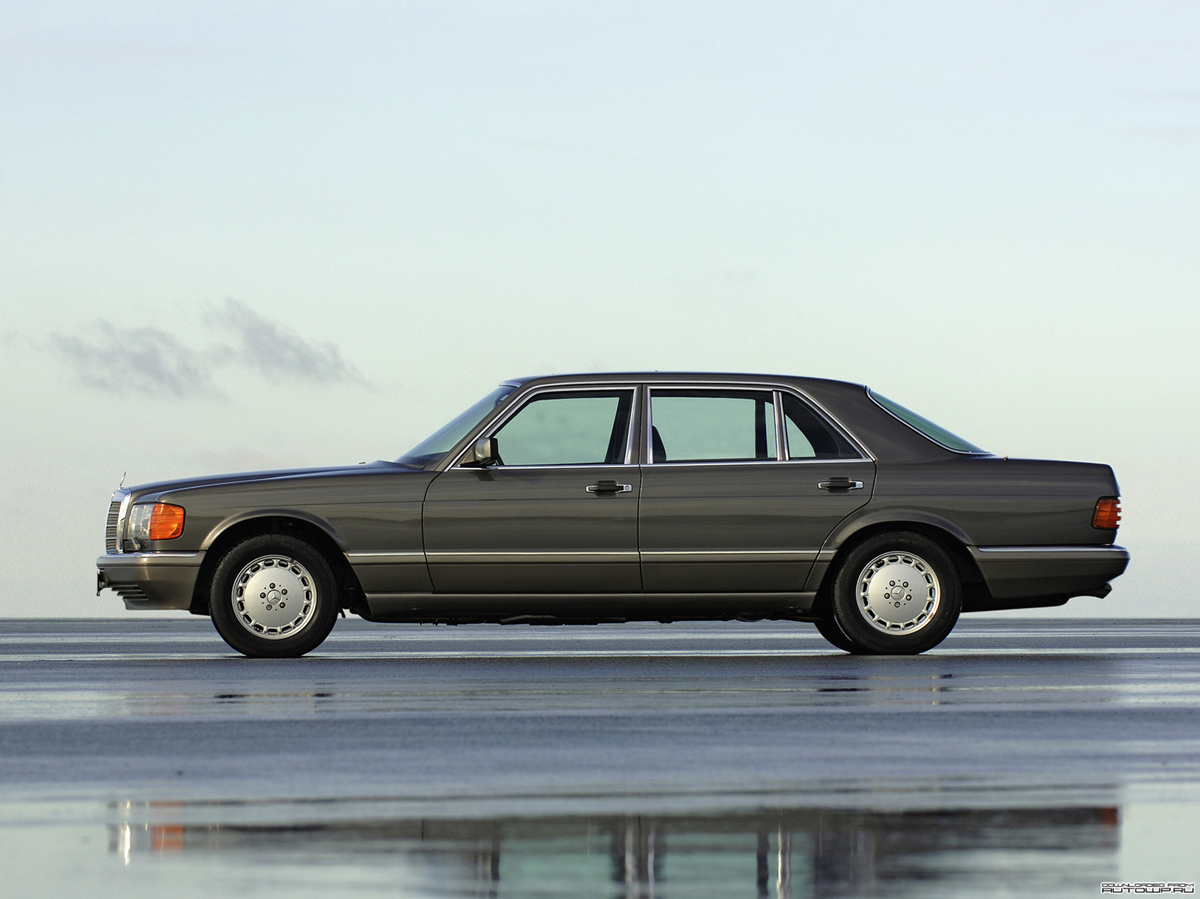 Mercedes-Benz S-Class W126 photo 76839