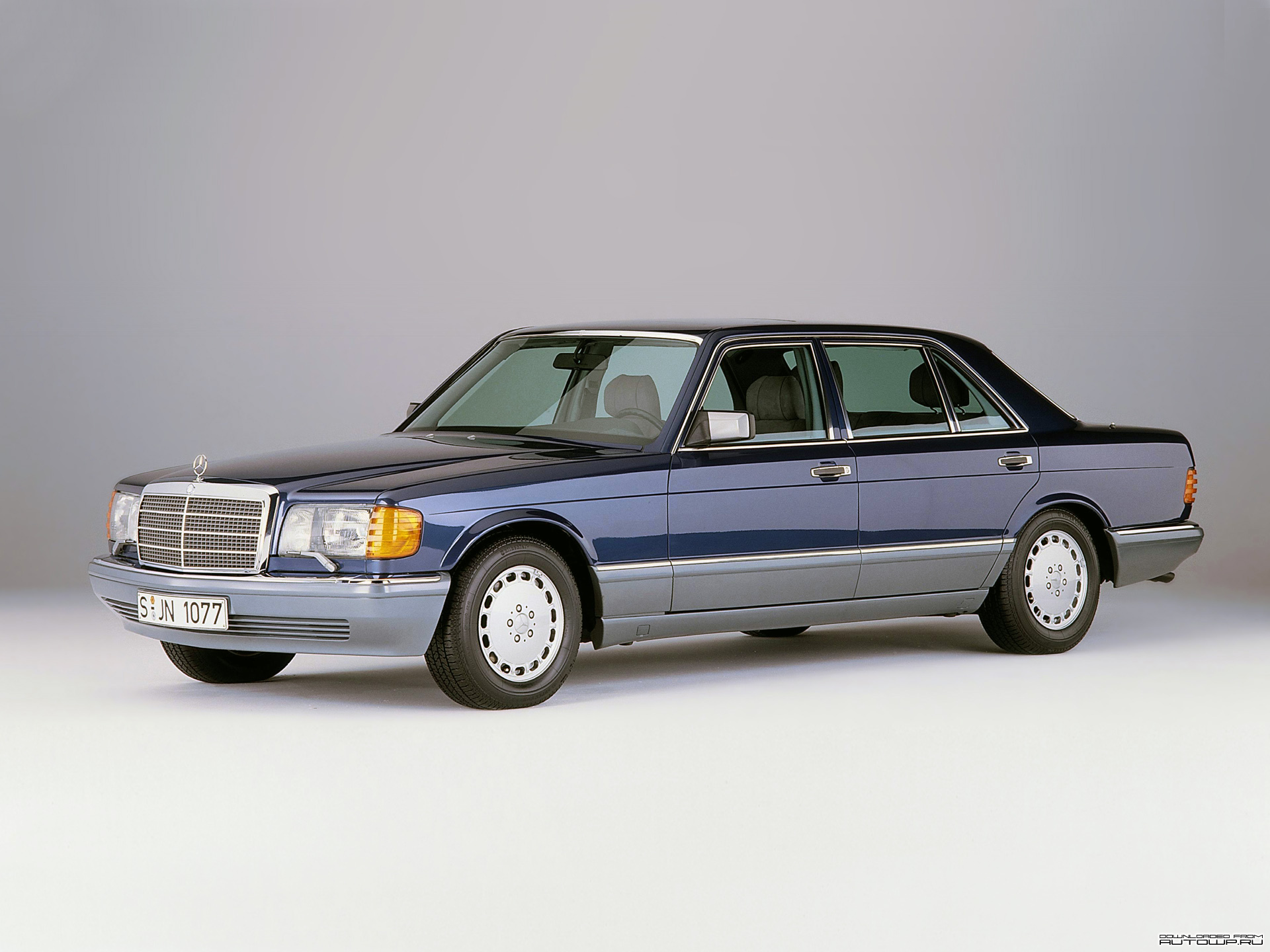 Mercedes-Benz S-Class W126 photo 76840