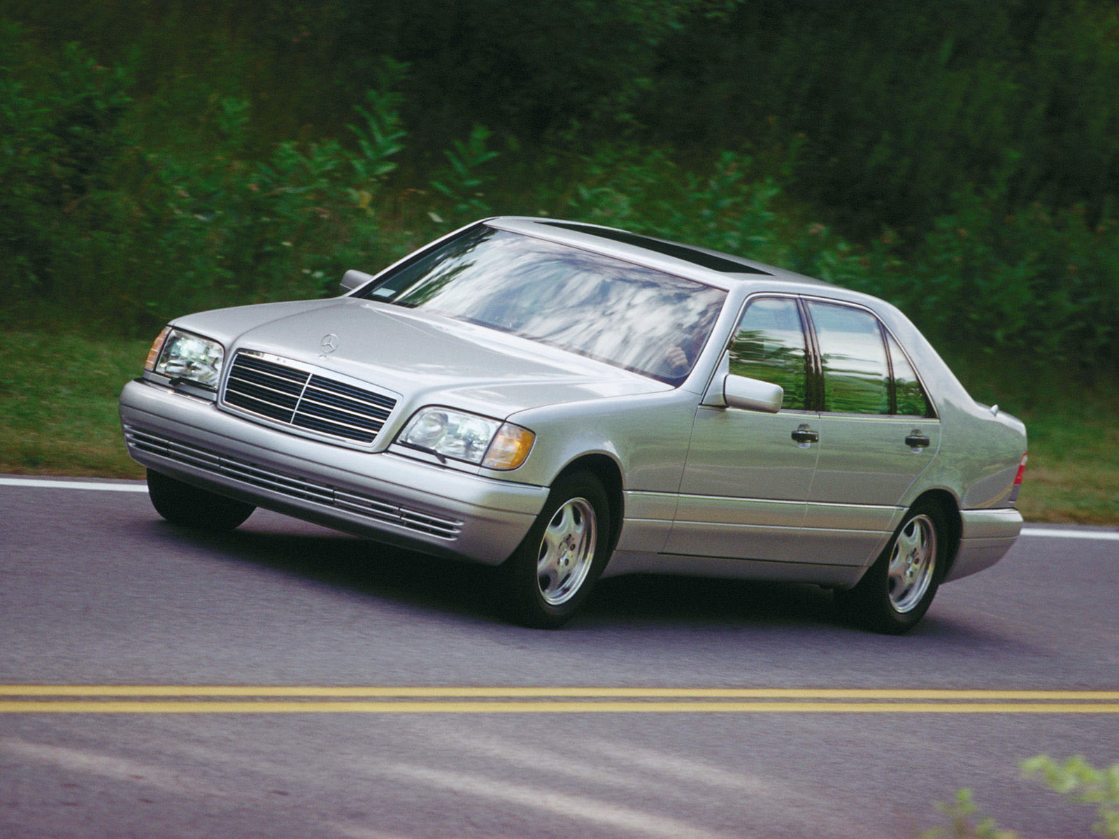 Benz s class w140 600sel or s600 m120 394 hp w140 information - Mercedes Benz S Class W140