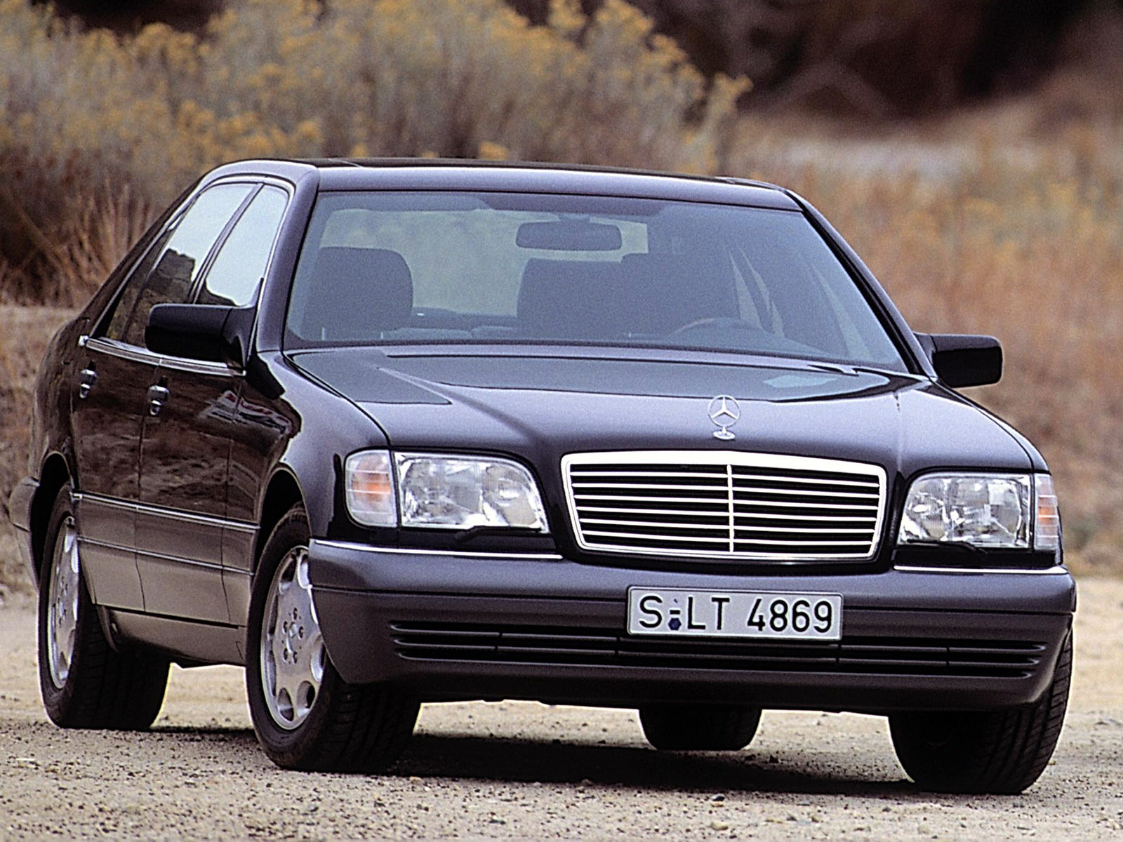 mercedes benz s class w140 picture 39419 mercedes benz photo gallery. Black Bedroom Furniture Sets. Home Design Ideas