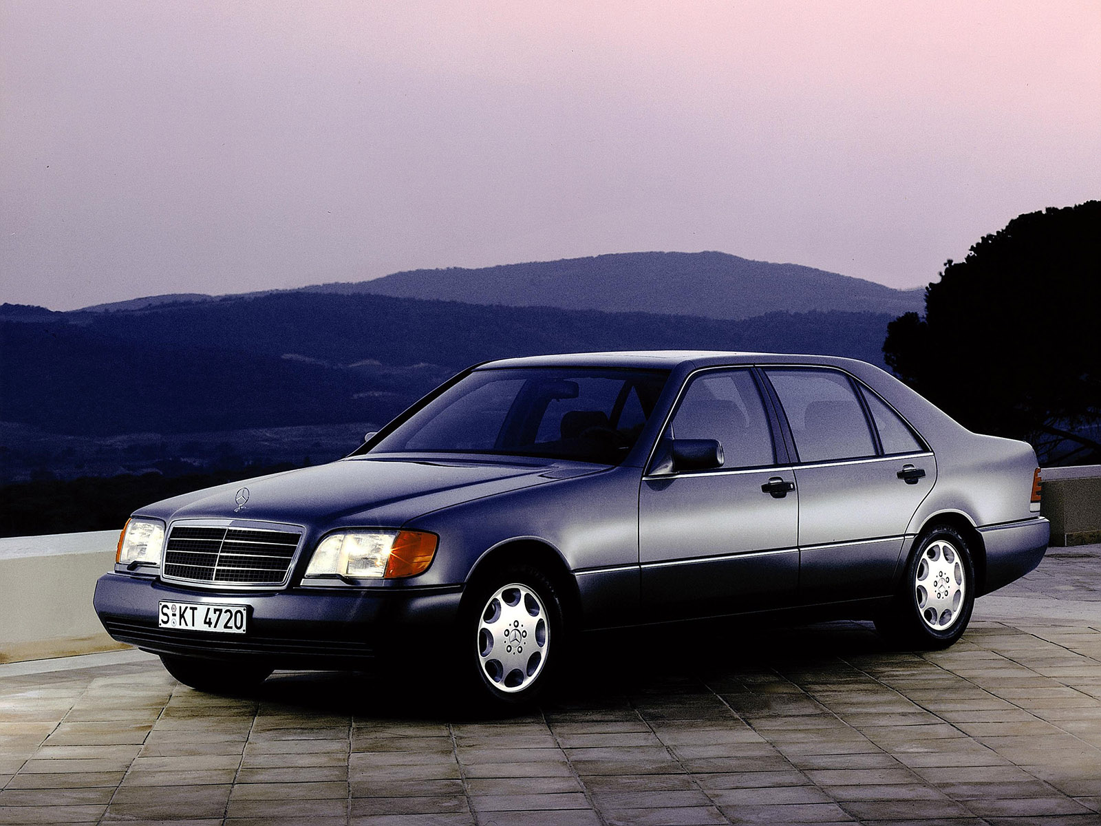 Mercedes-Benz S-Class W140 photos - PhotoGallery with 18 ...